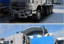 SPYSHOTS: Novi Mercedes-Benz AROCS ili ACTROS ...miljenja su podijeljena!