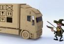 OPREZ: Novi način krađe tereta iz kamiona ...objavio EUROPOL