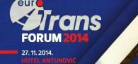 Najavaljujemo: EUROTRANS Forum 2014 - Konkurentnost hrvatskih prijevoznika